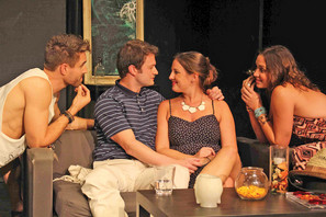Crazy Love (Double Date, One-Act Play)