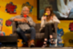 Edward James Olmos & Mary McDonnell