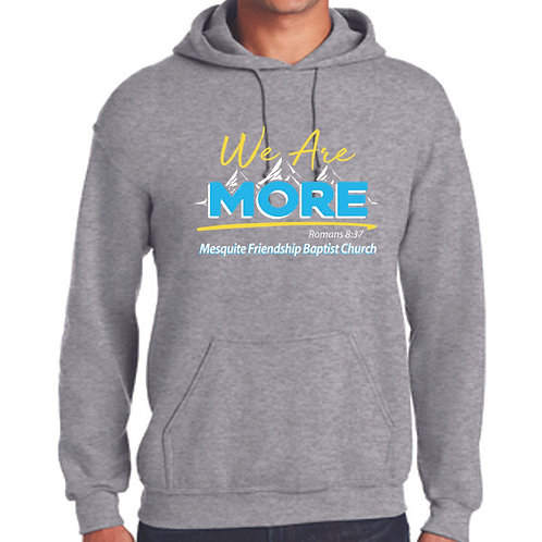 We Are More Hoodie