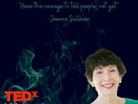 Meet Joanne Sullivan