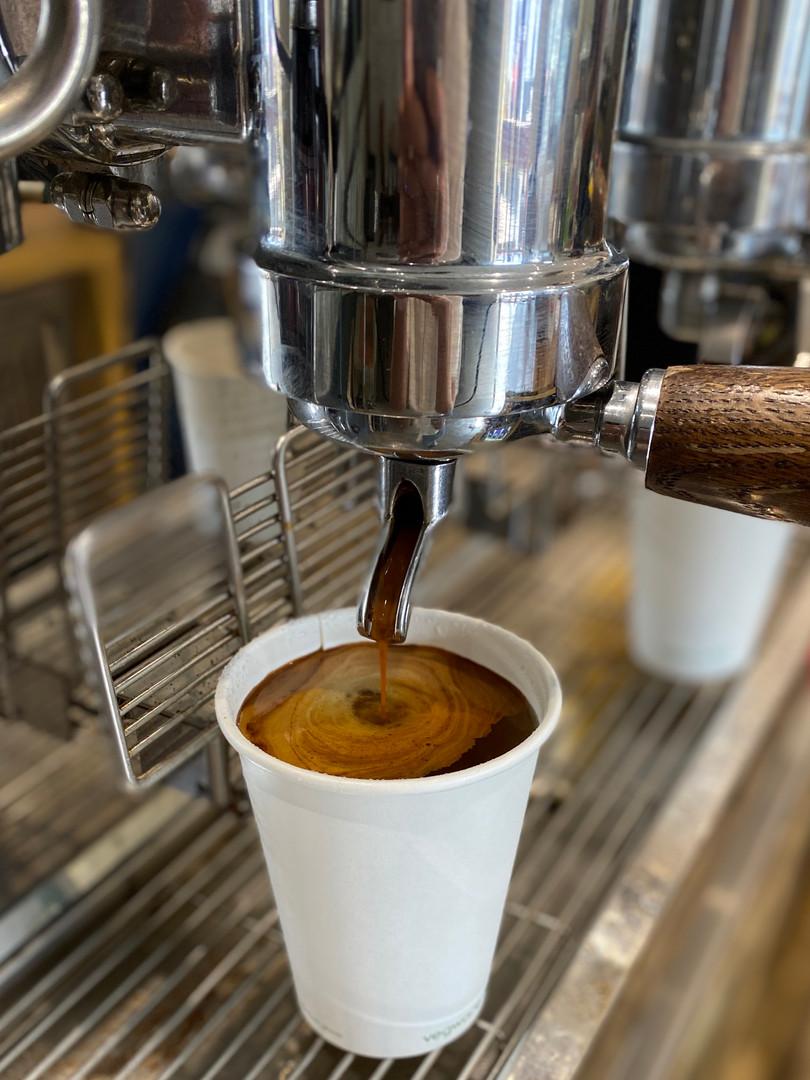 Fresh roasted coffee, always.