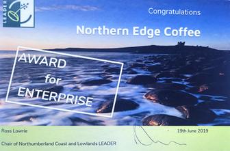 LEADER Award for Enterprise
