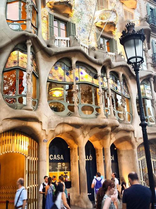 Visite de 4 heures de Barcelone