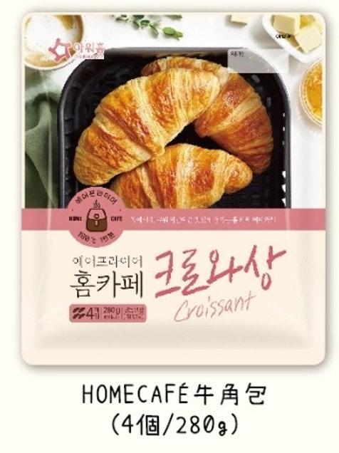 韓國 HOME CAFE 牛角包