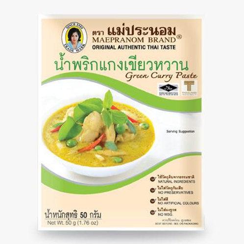 MAE PRANOM 泰式青咖哩醬