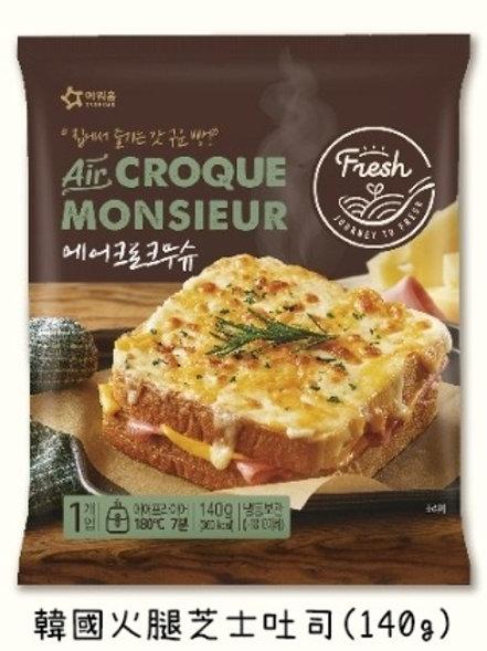 韓國火腿芝士吐司