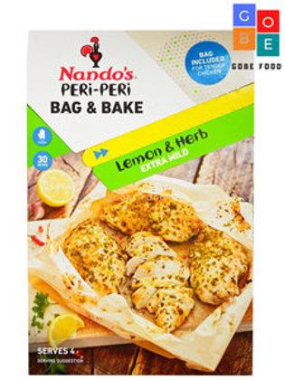 英國Nando's 檸檬香草辣椒烤肉調味包 20g
