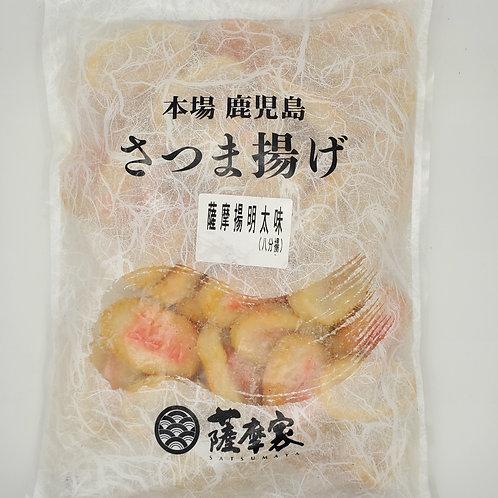 薩摩家 明太子魚餅