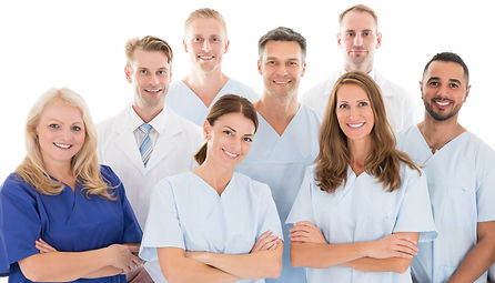 medizinisches Fachpersonal nach Ihren Bedürfnissen