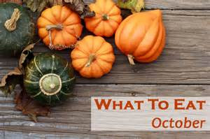 Eating for Year-Round Health: October Tips