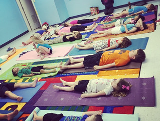 Help Your Child Sleep w/ 10 Yoga Poses