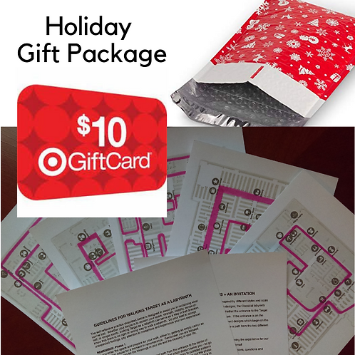 Target Labyrinth Gift Package