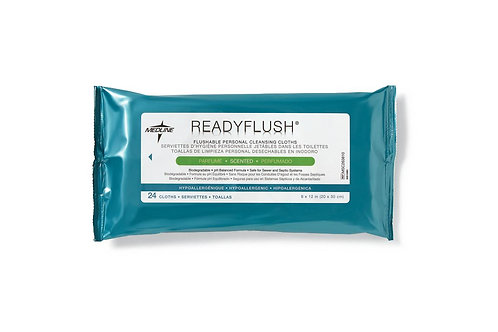 Readi Flush Wipes(24 per pack)