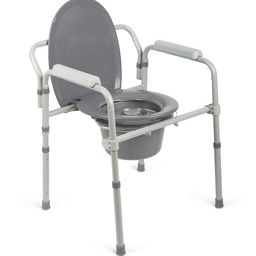 Folding 3-In-1 Commode