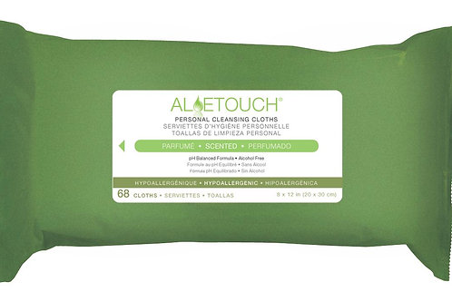 Aloetouch Wet Wipes (CASE)