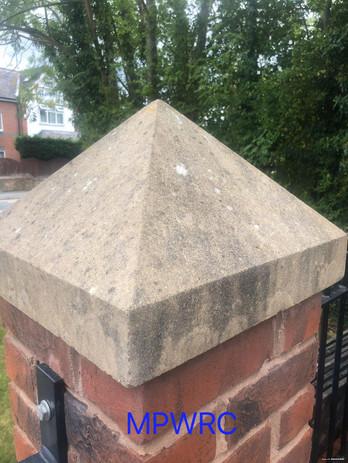 Cheshire stone cleaning