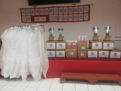 20625 賴索托台灣商會 代表 非總防疫物資捐贈公立大學醫院公衛體系&淑女鎮