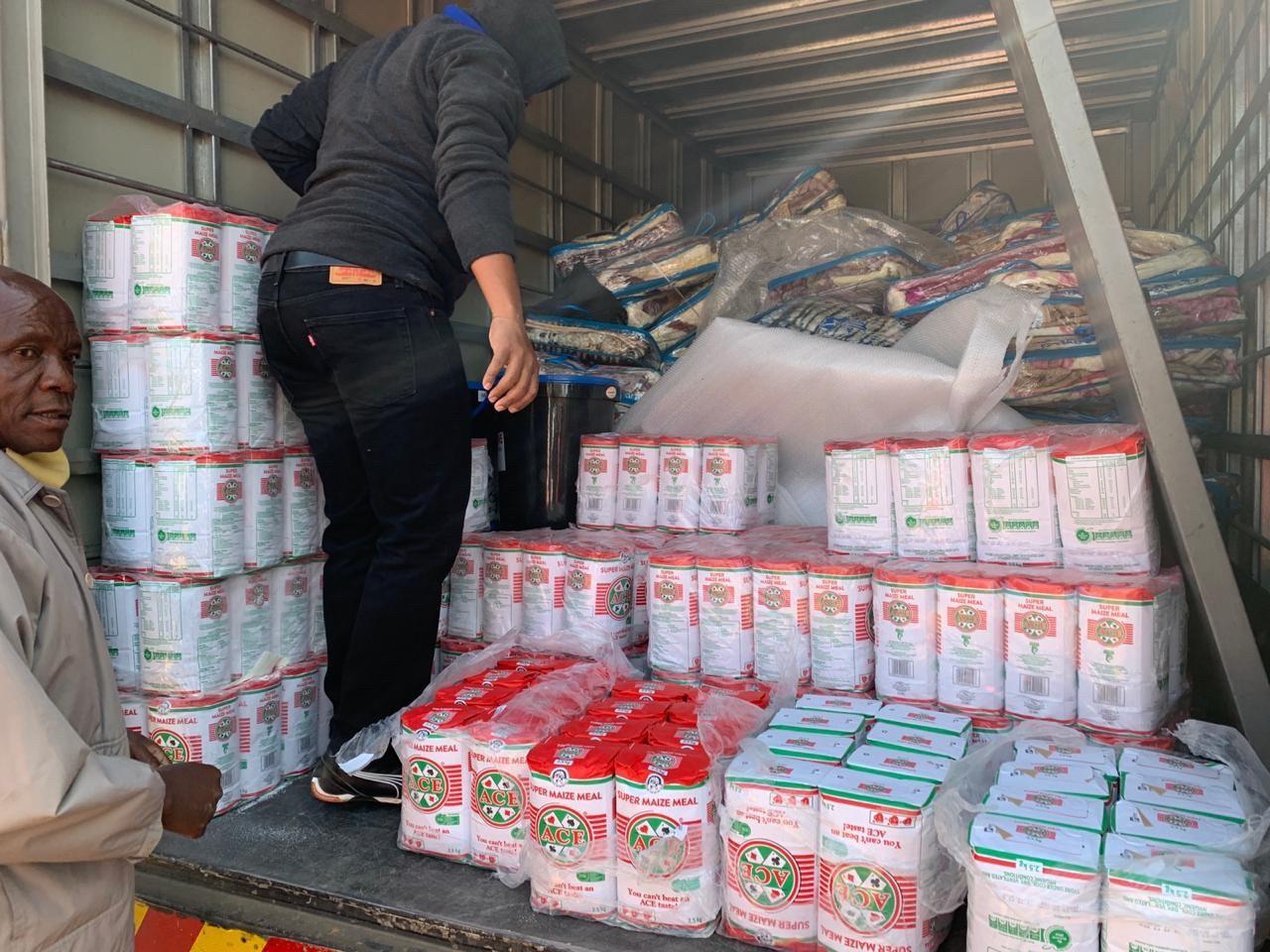 2020.06.21 非總大約堡地區第二次 救濟物資與毛毯發放作業920621 非總大約堡地區第二次 救濟物資與毛毯發放作業