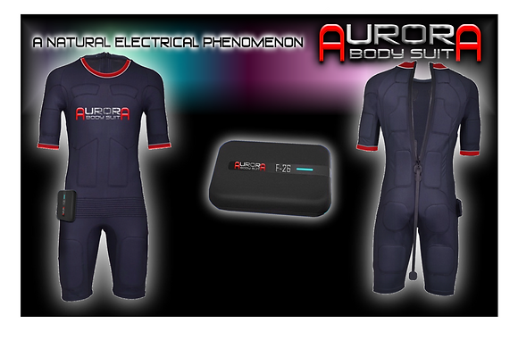 AURORA BODY SUIT (Custom Made to Fit-) with controller NO REFUNDS 4-6wks