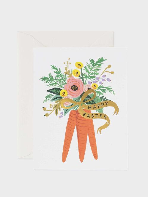 """Grußkarte """"Carrot Bouquet"""""""