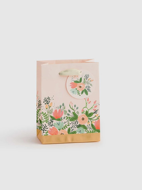 """Small Gift Bag """"Wildflower"""""""