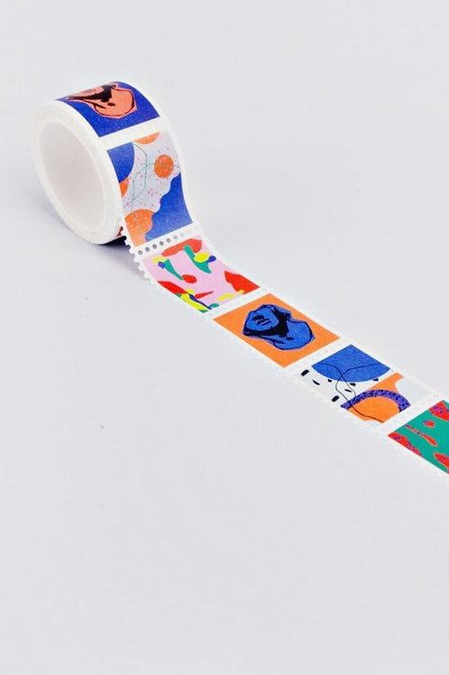 """Stamp Washi Tape """"New York Mix"""""""