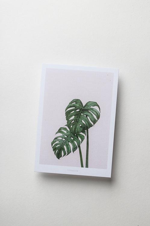 """Postkarte """"Tropical No. 9"""""""