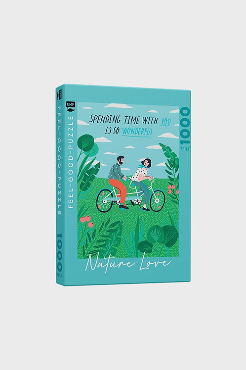 Feel good Puzzle - NATURE LOVE: Spending time with you