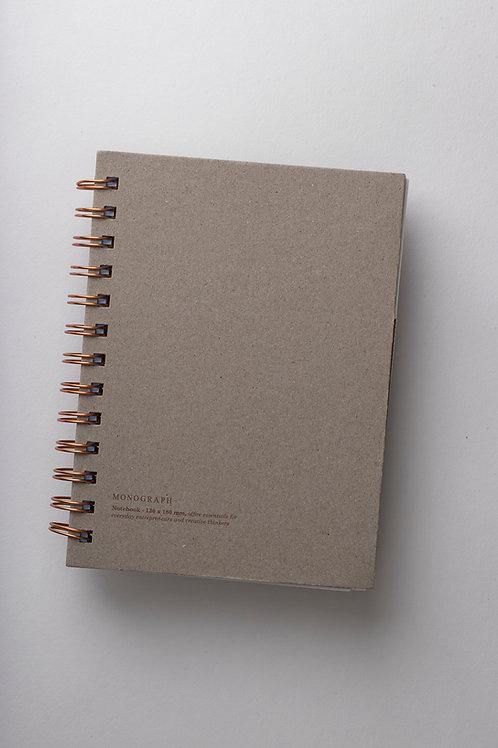 *SALE* Monograph Notizbuch (spiralgebunden)