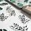 "Thumbnail: Stickerset ""Greenery"" 68-teilig"