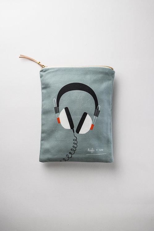 """Accessory Bag """"Hifi + Co"""""""