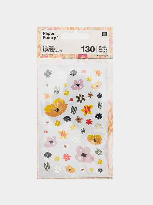 """Sticker Sheets """"Crafted Bloom"""""""