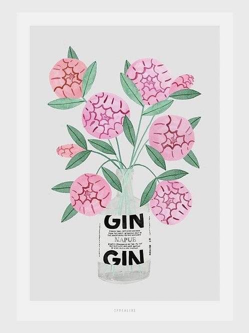 "Art Print ""Ginspiration No. 1"" (A4)"