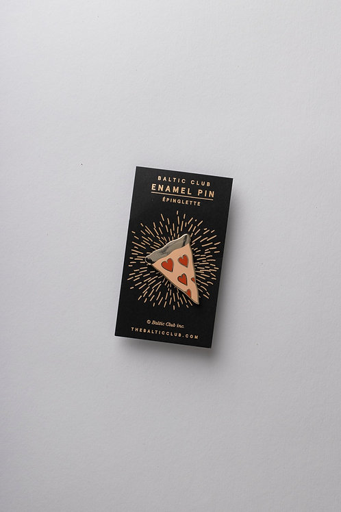 "Enamel Pin ""Pizza Love"""