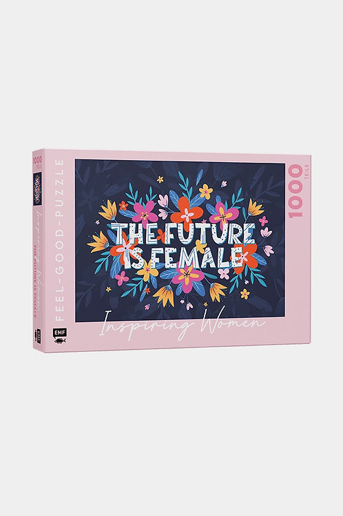 Feel good Puzzle - INSPIRING WOMEN: The future is female