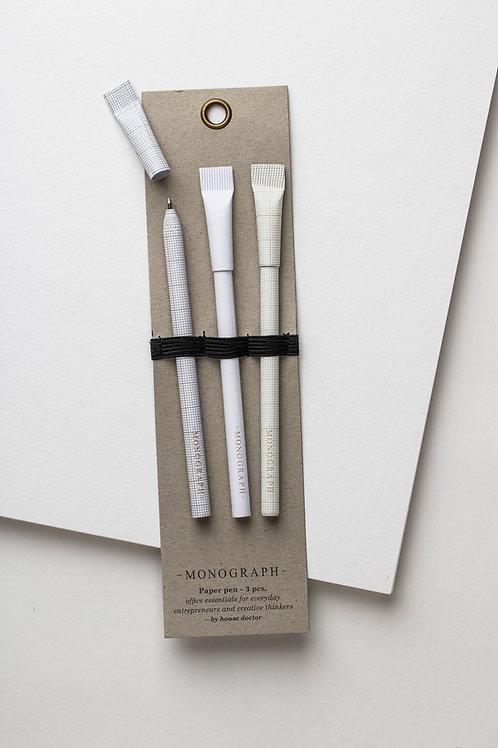 *SALE* Monograph Paper Pens (3 Stk.)