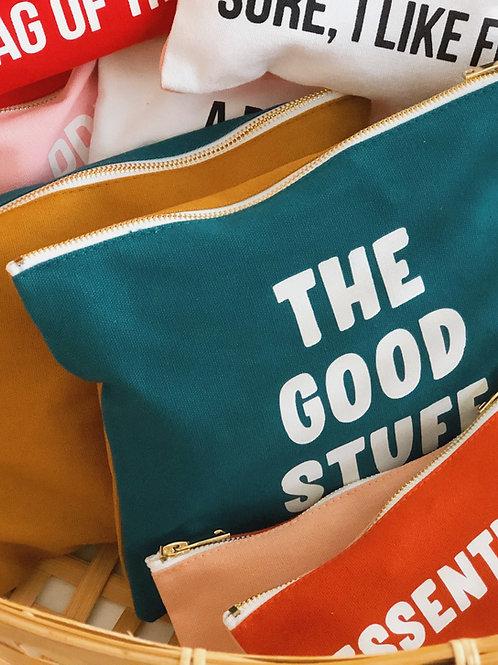 "Accessory Bag ""The good Stuff"""