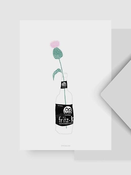 """Postkarte """"Urban Jungle No. 5"""""""