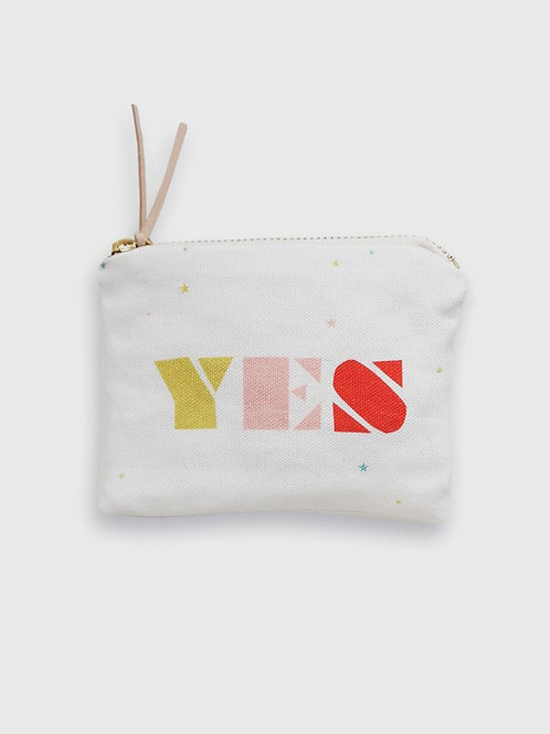 """Accessory Bag """"Yes"""" (small)"""