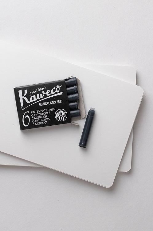 Kaweco Tintenpatronen (6 Stk.) in verschiedenen Farben
