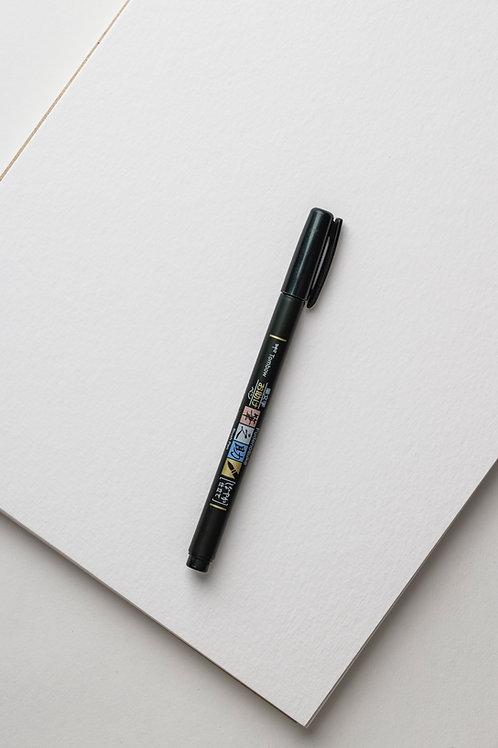 Tombow Fudenosuke (schwarz)