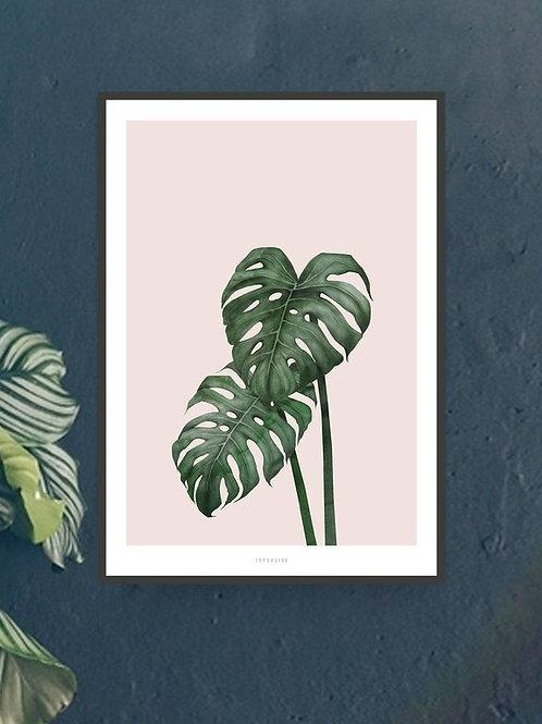 """Art Print """"Tropical No. 9"""" (A4)"""