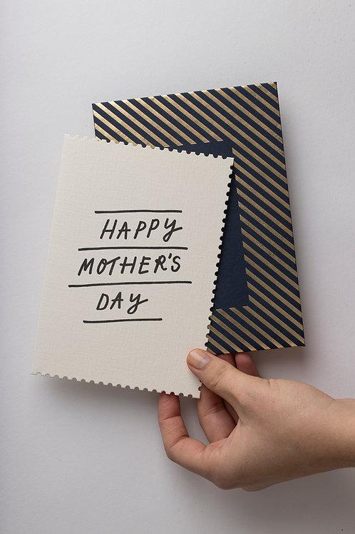 """Grußkarte """"Deco Happy mother's day"""""""