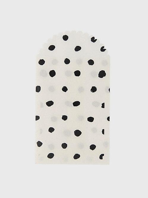 "Paper Poetry Papiertüten ""Dots"" (6 Stk.)"