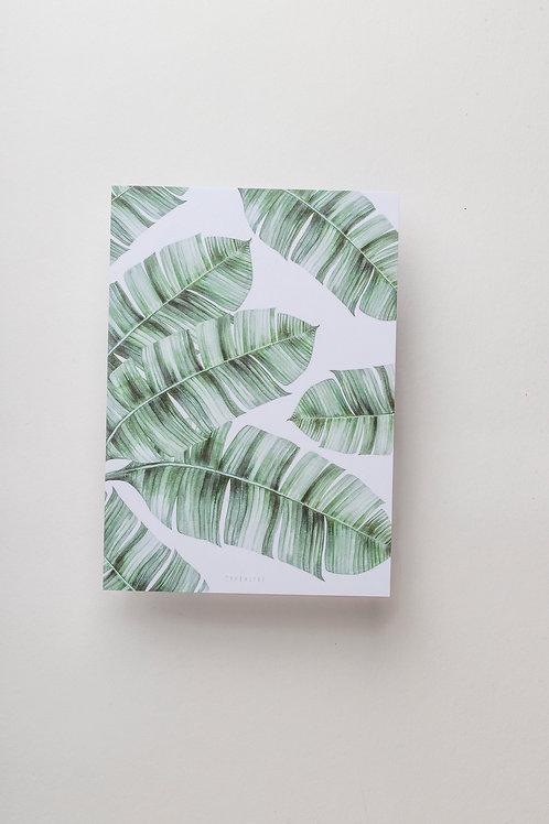 """Postkarte """"Tropical No. 8"""""""