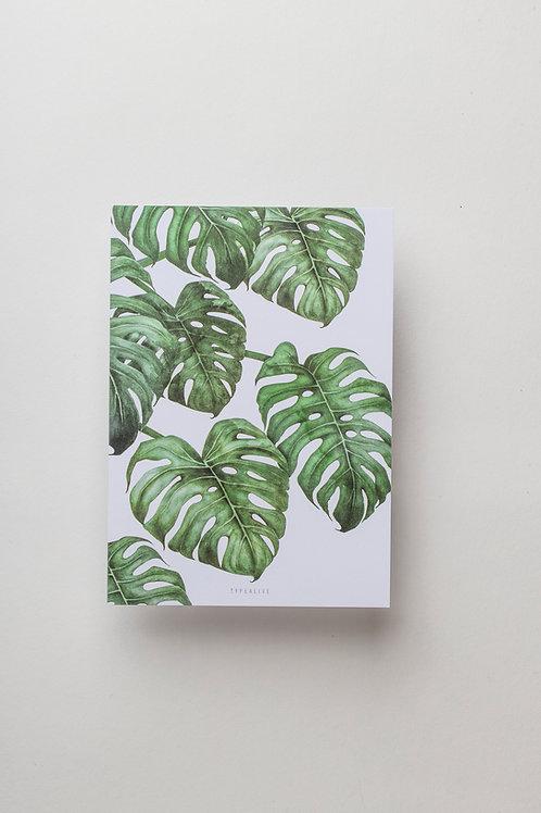 """Postkarte """"Tropical No. 6"""""""