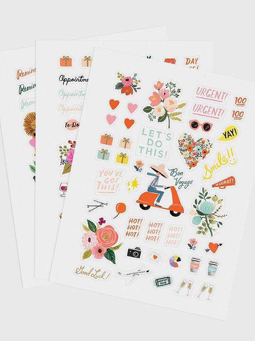 "Sticker Sheets ""Good Times"""