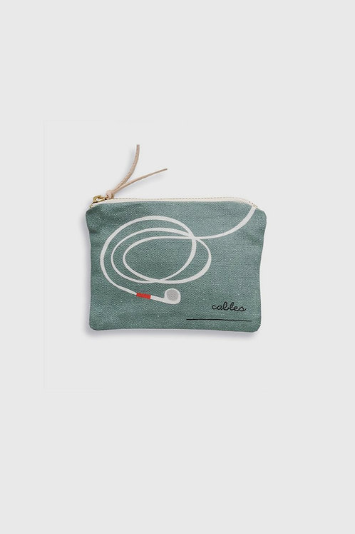 """Accessory Bag """"Cables"""" (small)"""