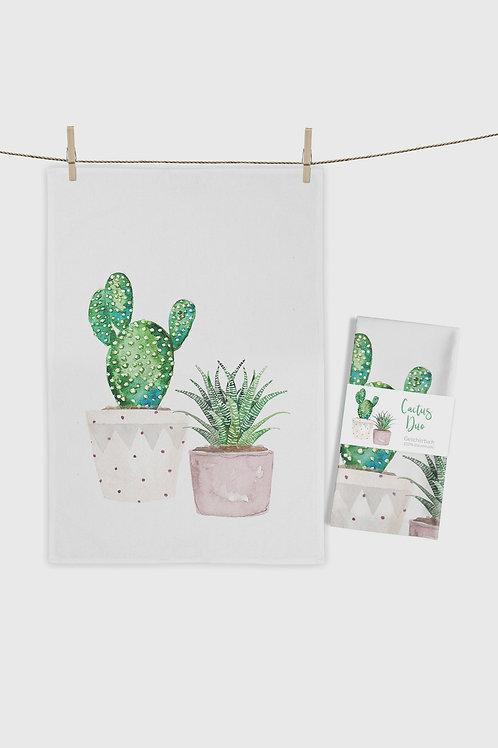 """Küchentuch """"Cactus Duo"""""""