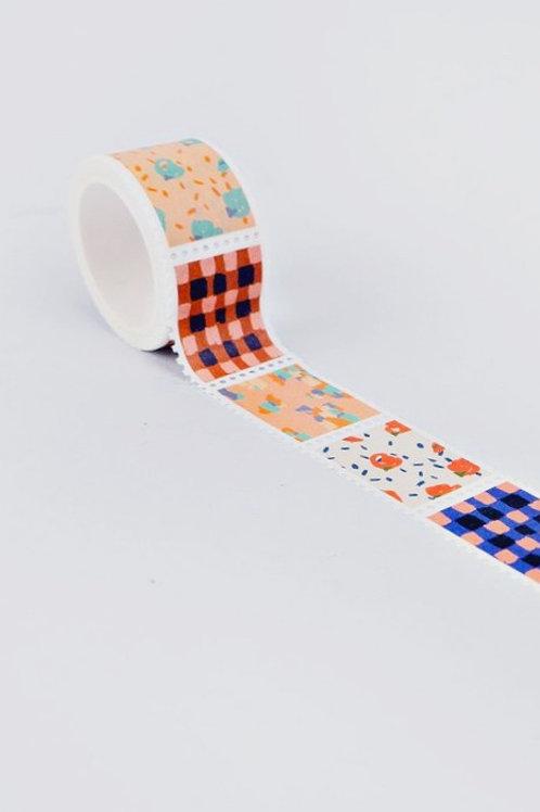 "Stamp Washi Tape ""Brush Mix"""